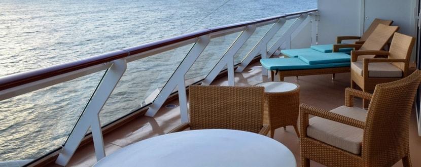 cruise cabin balcony