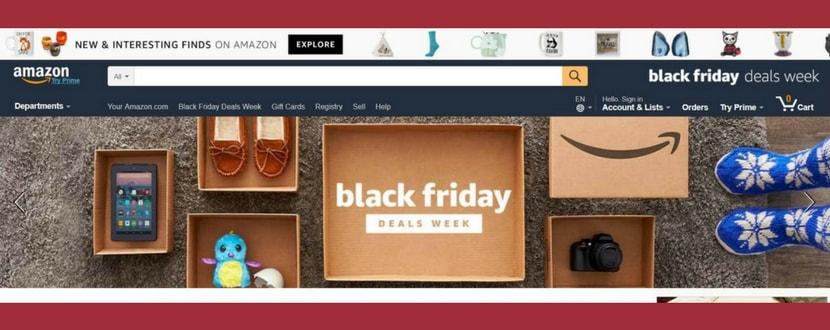 black friday sales on amazon online