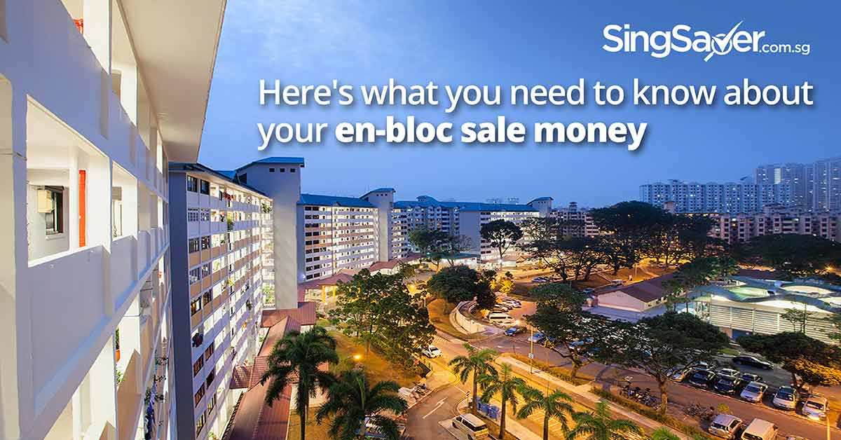 Money from HDB en-bloc sale