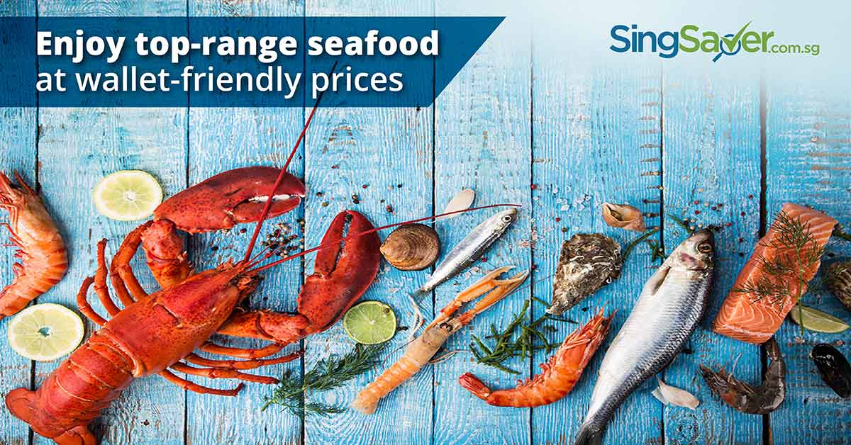 affordable seafood restaurant singapore