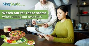 5 Types of Restaurant Scams to Watch for Overseas