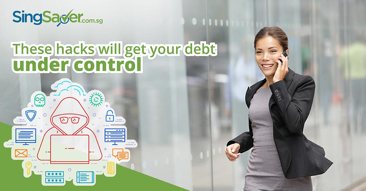 ways to take control of your debt