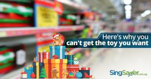 Money Mysteries: Why are the Toys You Want Always Out of Stock at Christmas?