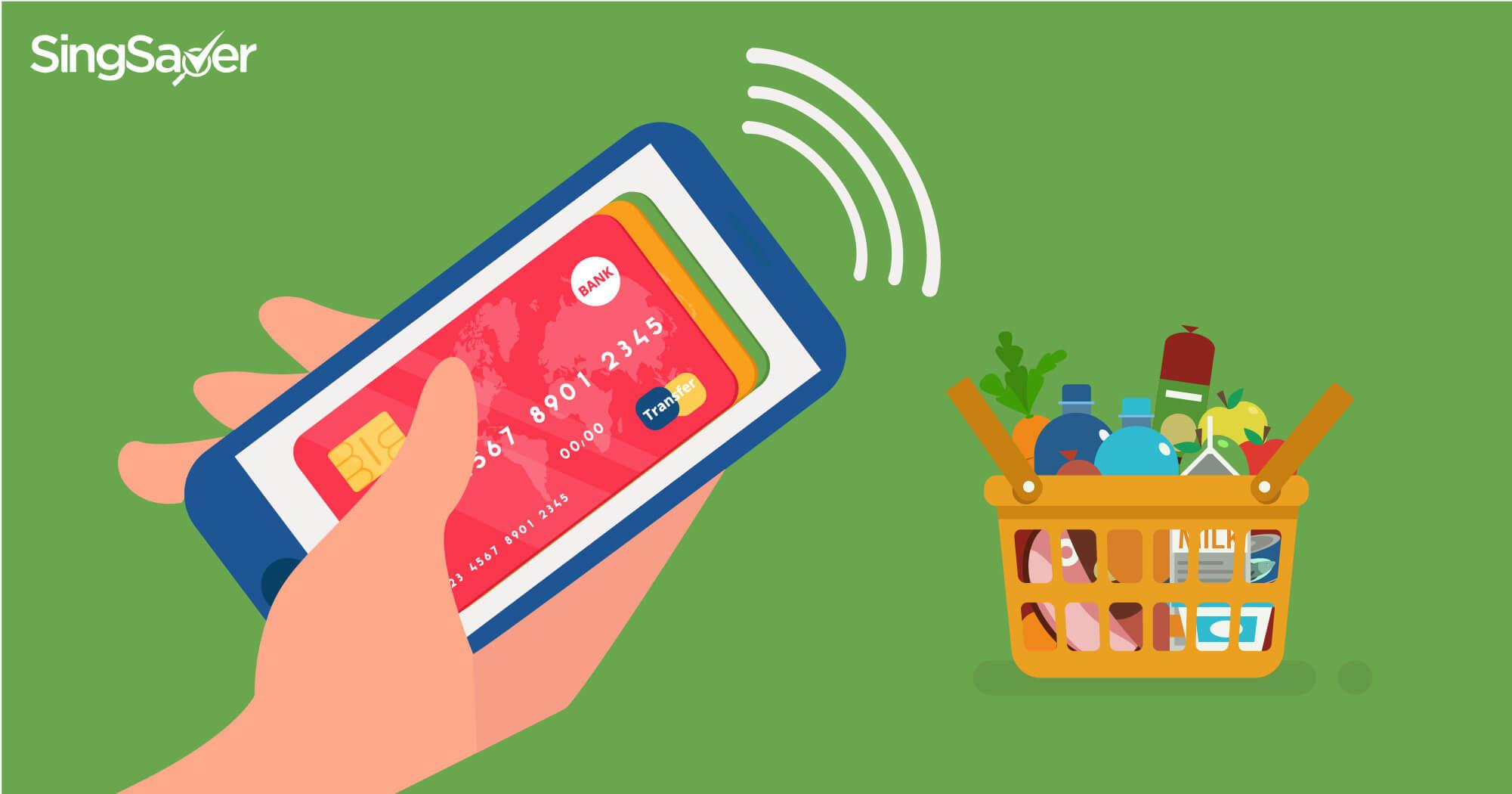 Managing a mobile wallet -SingSaver
