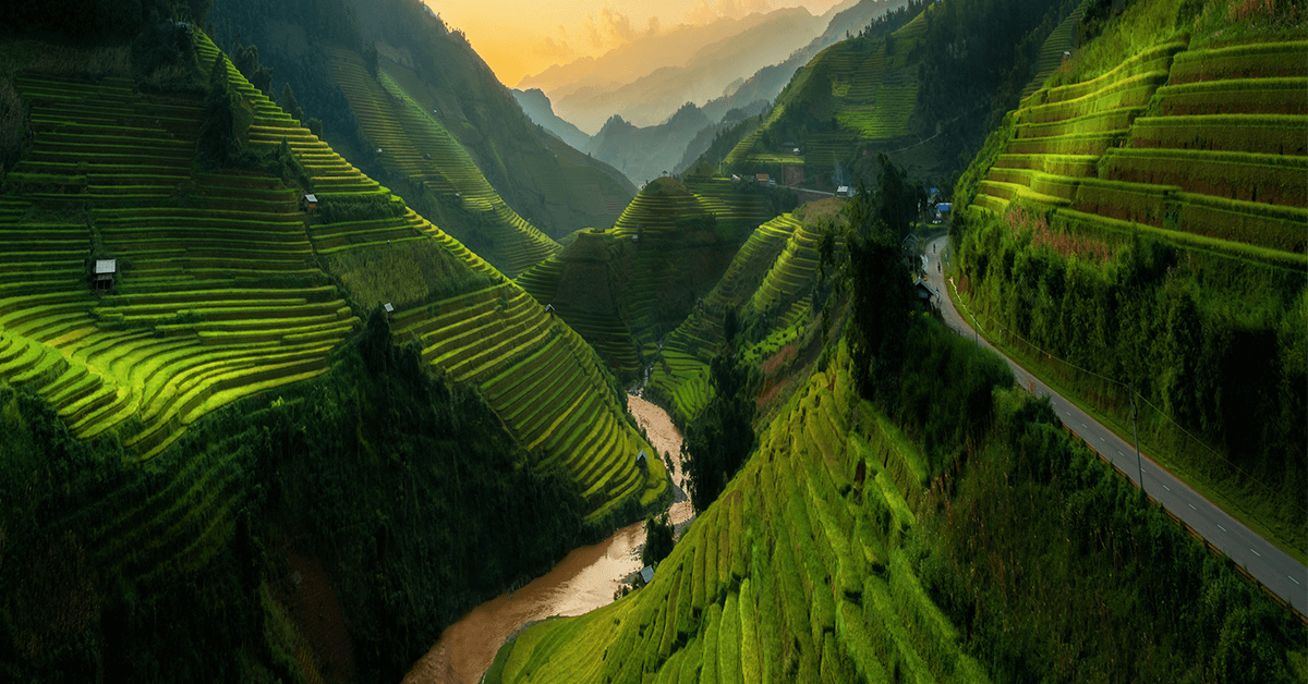 Nice mountain treks in Vietnam - SingSaver