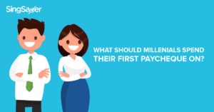 What Should Millenials Spend Their First Paycheque On?