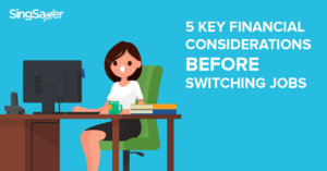 5 Key Financial Considerations Before Switching Jobs
