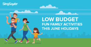 Low Budget Fun Family Activities This June Holidays