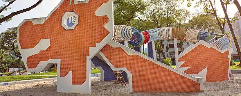 Singapore's Playground -SingSaver