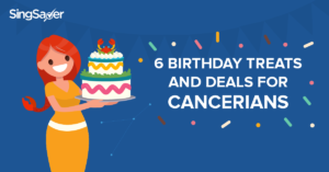 Birthday Treats for Cancerians