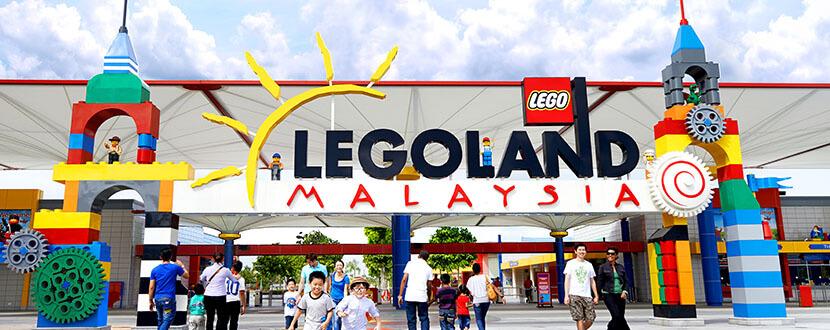 Legoland Malaysia -SingSaver