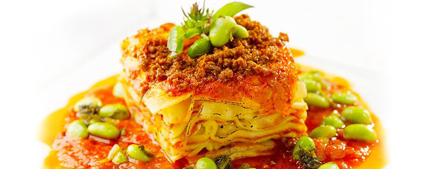 Vegetarian Dish  -SingSaver