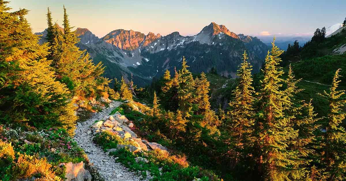 Pacific Crest Trail - SingSaver