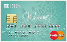 DBS Woman's Card | SingSsaver