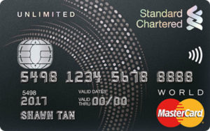 Standard Chartered Unlimited Card Review: Fuss-Free Cashback Card