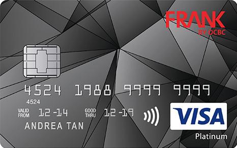 ocbc frank credit card - SingSaver