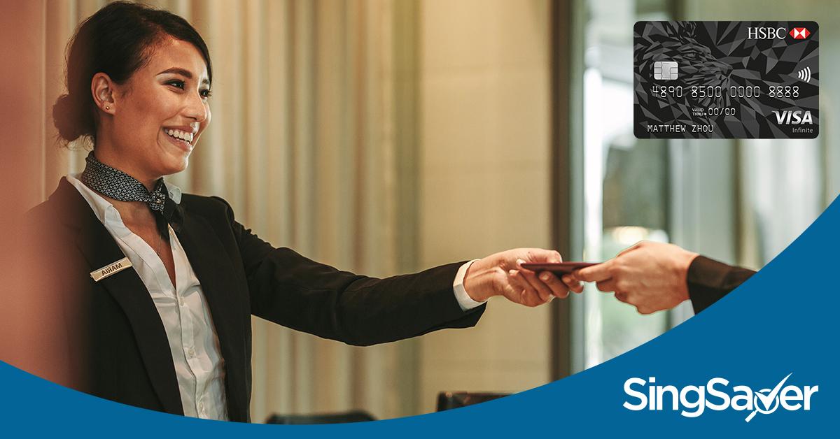 HSBC Visa Infinite offers best-in-class airport travel perks