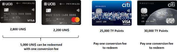 Air miles cards