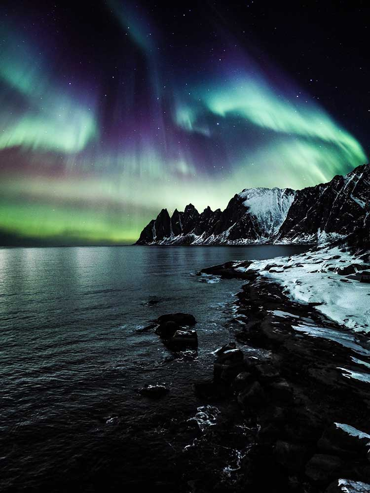 Seeing the Northern or Southern Lights Travel Insurance