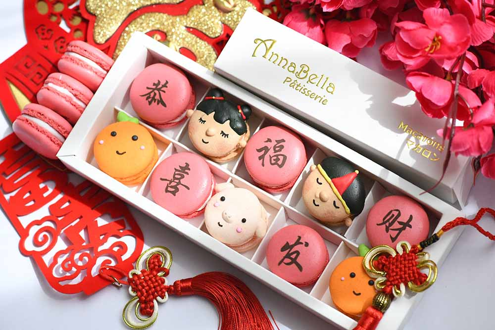 AnnaBella Patisserie Chinese New Year Goodies 2019