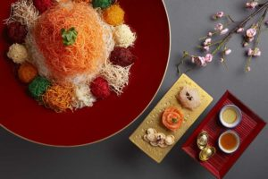 6 Outstanding Yu Sheng Platters for Chinese New Year 2019