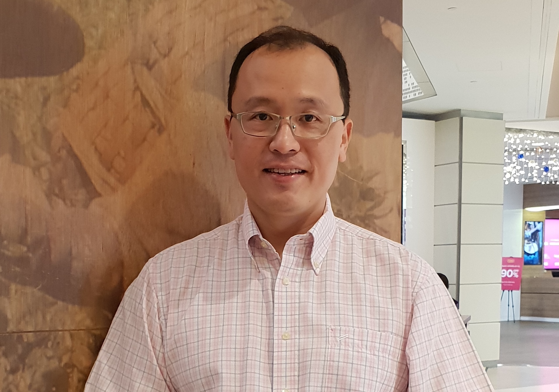 Loo Cheng Chuan CPF as investment vehicle