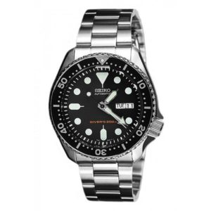 Seiko SKX007 12 Great Valentine's Gifts for Guys | SingSaver