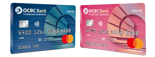 OCBC Bank Cards