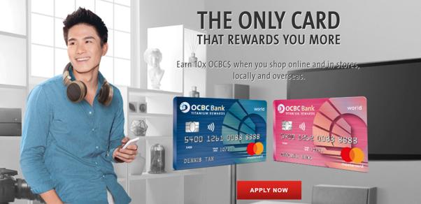 ocbc titanium rewards
