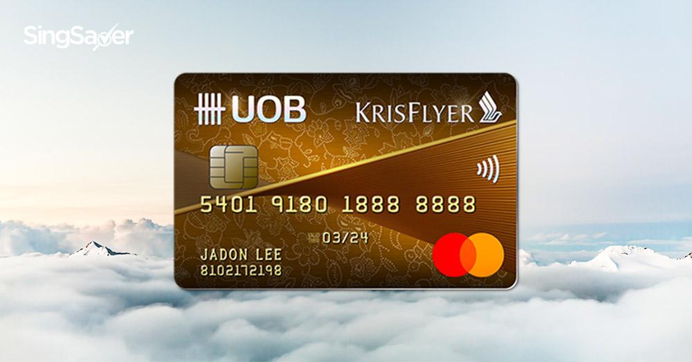 UOB Krisflyer Card