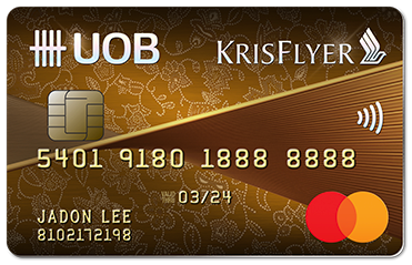 KrisFlyer UOB Credit Card