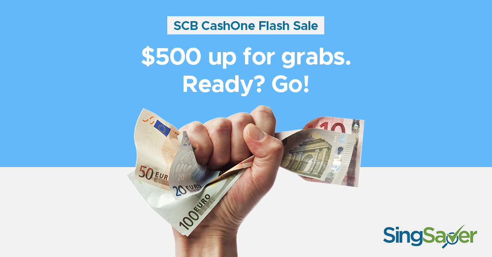 Get S 500 Free Cash With Standard Chartered S Personal Loan