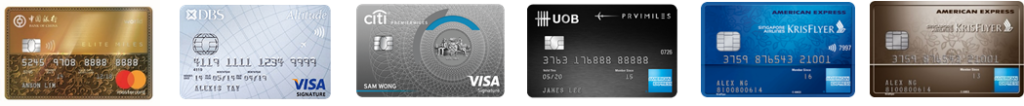 3 Best Credit Cards For Miles: General Spending Card | SingSaver