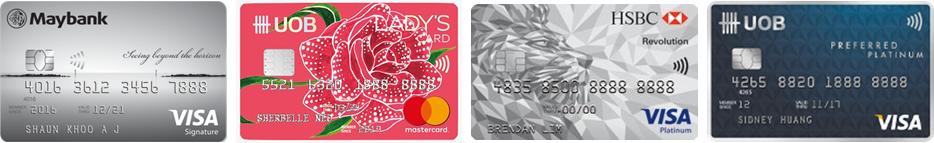 3 Best Credit Cards For Miles: Dining Card | SingSaver