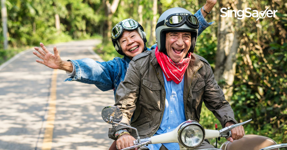 My Retirement Test Drive | SingSaver