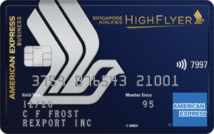 AMEX-SIA Business Credit Card: How Does It Stack Up Against Other Corporate Cards?