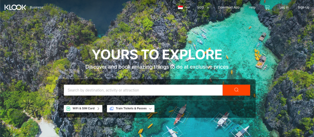 Klook Promo Codes and Promotions in Singapore 2020 | SingSaver