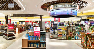 Lotte Duty Free To Replace  DFS Liquor and Tobacco Stores At Changi Airport From June 2020