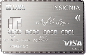 DBS Insignia - The Four Most Exclusive Credit Cards in Singapore   SingSaver