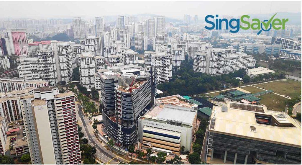 Haze is back in Singapore