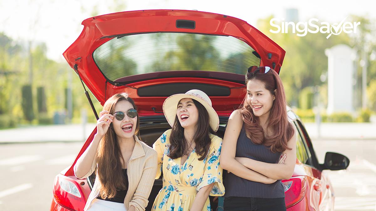 Budget car rental I SingSaver