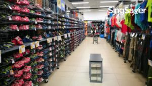 Cheapest Sports Goods Under $20 At Decathlon Singapore