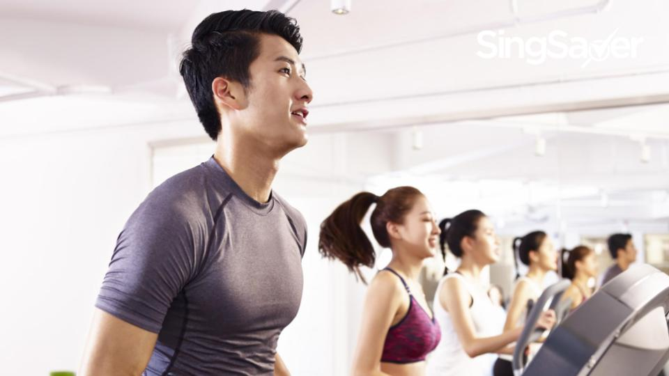Fitness classes I SingSaver