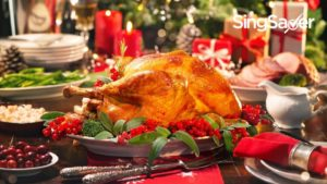 Christmas Turkeys In Singapore For Under $120
