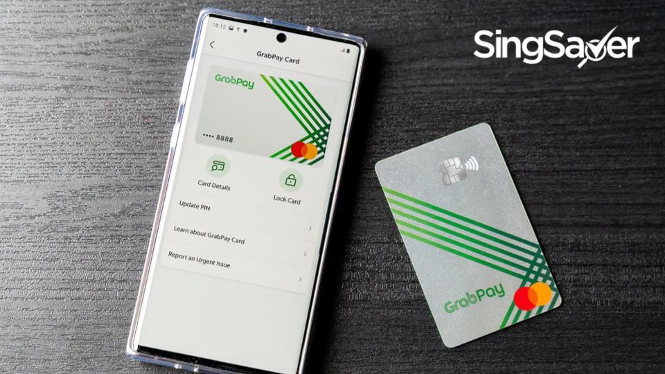 GrabPay Mastercard