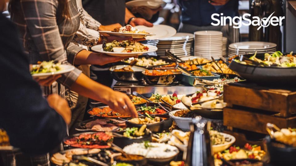 Cheap Buffets in Singapore