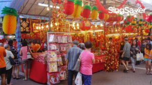 2021 CNY Decorations For As Low As $5