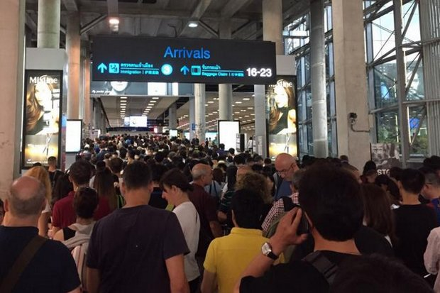 Breeze through the line with priority immigration
