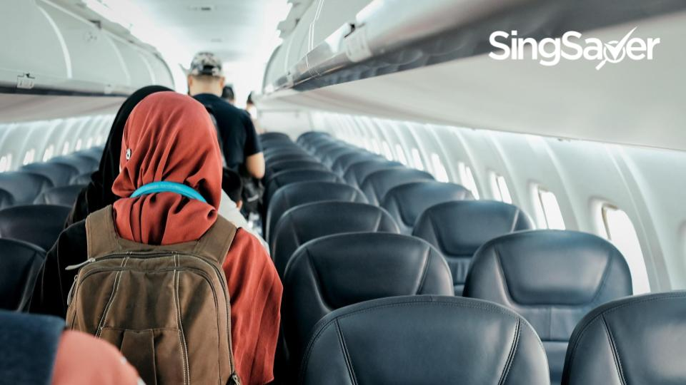 5 Hacks To Upgrade Your Budget Flight With Credit Cards