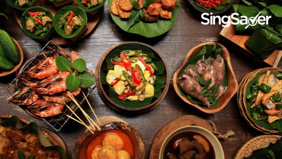 9 Cheapest Halal Buffets From 7 In Singapore 2020 Singsaver